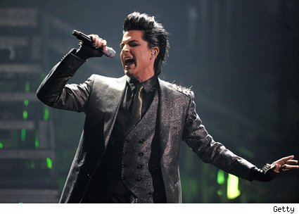 adam lambert amas