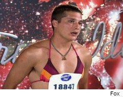 American Idol, Season 9, Bikini Boy, Denver Auditions