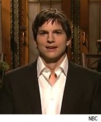 Ashton Kutcher hosts 'Saturday Night Live'