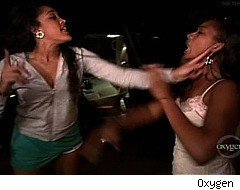 The Bad Girls Club - Natalie Catfight