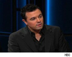 Real Time With Bill Maher, Seth MacFarlane, Sarah Palin