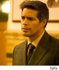 Esai Morales, 'Caprica'