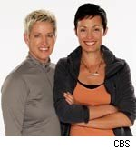 Carol Rosenfeld and Brandy Snow Amazing Race