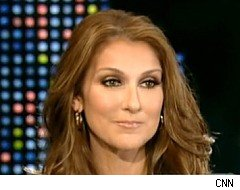 Celine Dion Talks Pregnancy, Miscarriage on 'Larry King Live' (VIDEO)