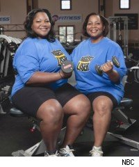 Victoria and Cherita Andrews, 'The Biggest Loser'