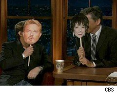 Craig Ferguson, Eddie Izzard, Liza Minnelli