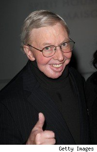 Roger Ebert at the Toronto Film Festival 2009