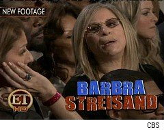 Entertainment Tonight, Barbra Streisand, We Are the World
