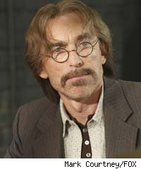 Jackie Earle Hayley as Guerrero on Human Target
