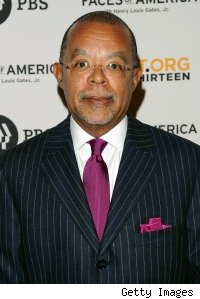 Henry Louis Gates, Jr. at the premiere of 'Faces of America'