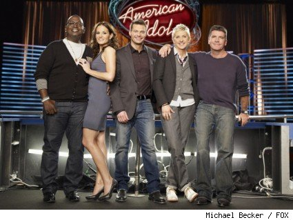 American Idol Season 9 Cast Photo