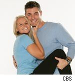 Jeff Schroeder and Jordan Lloyd Amazing Race