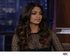 Jimmy Kimmel Live - Camila Alves