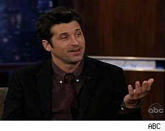 Jimmy Kimmel Live, Patrick Dempsey gets out of a speeding ticket