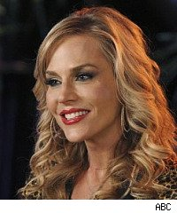 Julie Benz as Darla on Angel