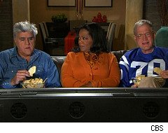 Super Bowl - Letterman, Leno, Oprah Commercial