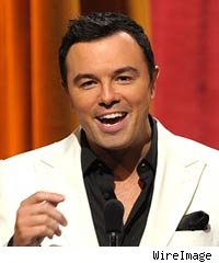 Seth MacFarlane WGA Awards