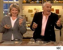 The Martha Stewart Show, Garry Marshall