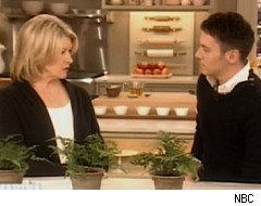 Martha Stewart, Jonathan Rhys Meyers