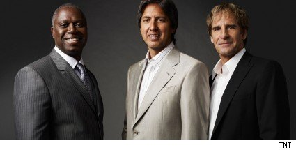 Andre Braugher, Ray Romano & Scott Bakula, 'Men of a Certain Age'