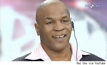 mike tyson dancing with the stars
