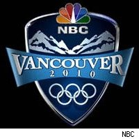 NBC's Vancouver Olympics logo