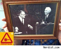 Nerdist Drew Carey Johnny Carson