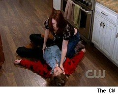 One Tree Hill, Haley's Mom Dies