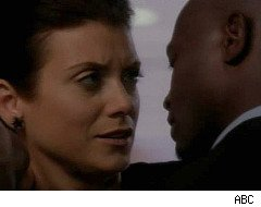 Sam and Addison kiss on 'Private Practice'