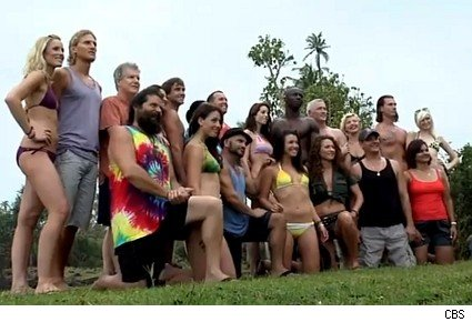 The castaways of Survivor: Heroes vs. Villains