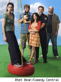 Cast of The Sarah Silverman Program