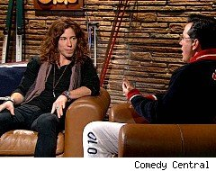 The Colbert Report, Shaun White