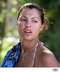 Stephenie LaGrossa on Survivor