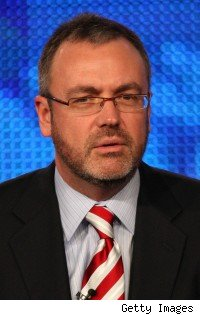 Steve Capus, president of NBC News