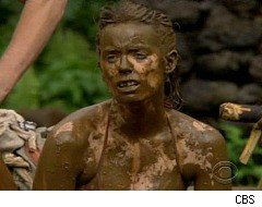 Survivor, Mud Fights, Bikinis