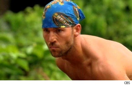 Colby is ready to do battle on Survivor: Heroes vs. Villains
