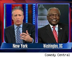 The Daily Show, Rep. James Clyburn