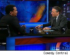 The Daily Show With Jon Stewart, Lee Daniels
