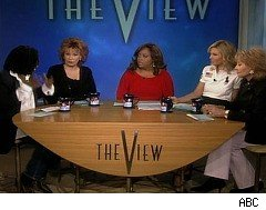 'The View' ladies discuss Alec Baldwin