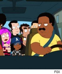 The Cleveland Show: Our Gang
