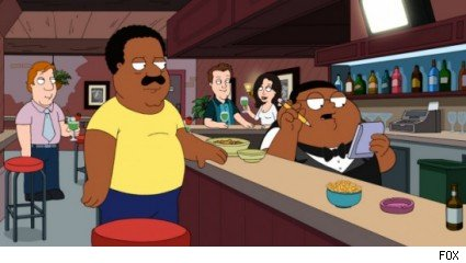 'The Cleveland Show' - 'The Curious Case of Cleveland Jr. Working at the Stool'