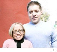 Jen Arnold and Bill Klein of 'The Little Couple' on TLC