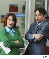 Patricia Heaton, Chris Kattan - 'The Middle'
