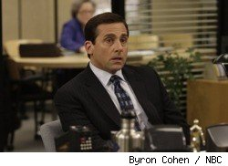 Steve Carell in 'The Office' - 'Manager and Salesman'