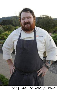 Kevin Gillespie of 'Top Chef'