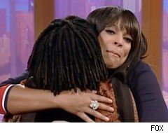 The Wendy Williams Show, Whoopi Goldberg
