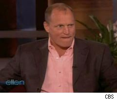 Woody Harrelson The Ellen DeGeneres Show