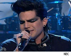 Adam Lambert on The Tonight Show