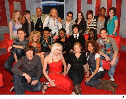 american idol top 20