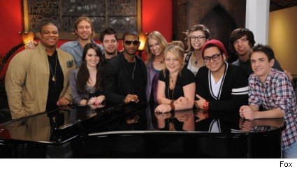 American Idol, Usher